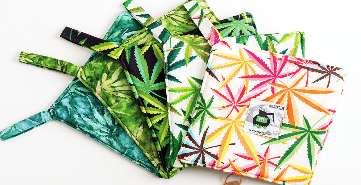 WyoWhy 'Pot'-Holders #ScoutedbyDOPE