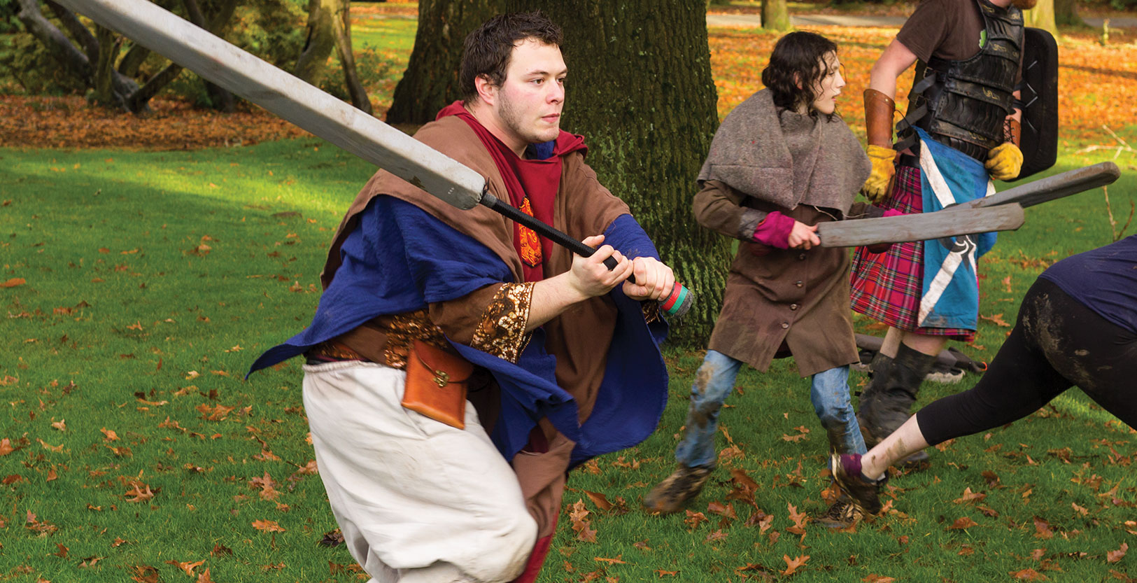 LARPing with Lord Trevenant