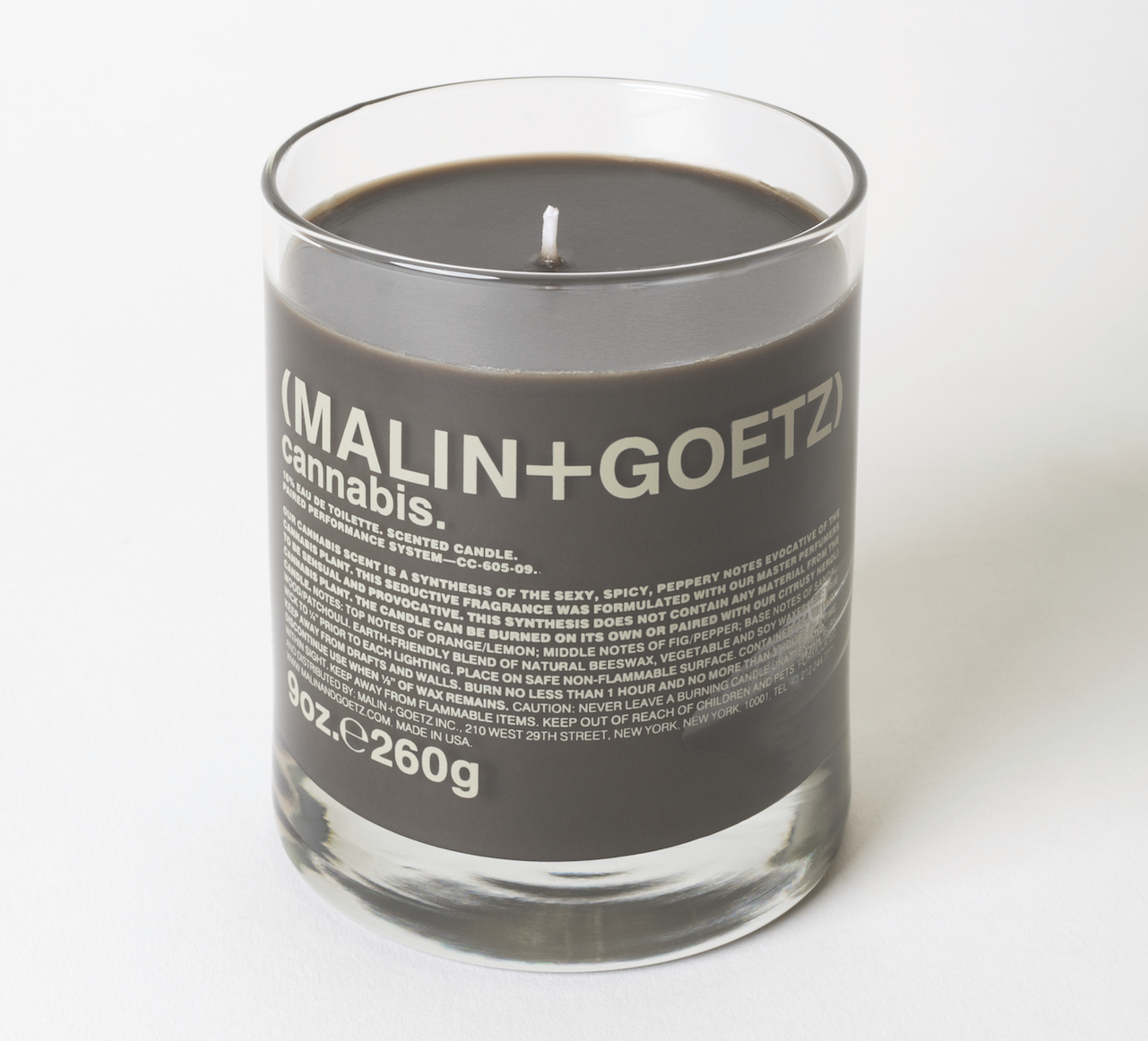 #ScoutedbyDOPE March: Malin+Goetz 9oz. Cannabis Candle