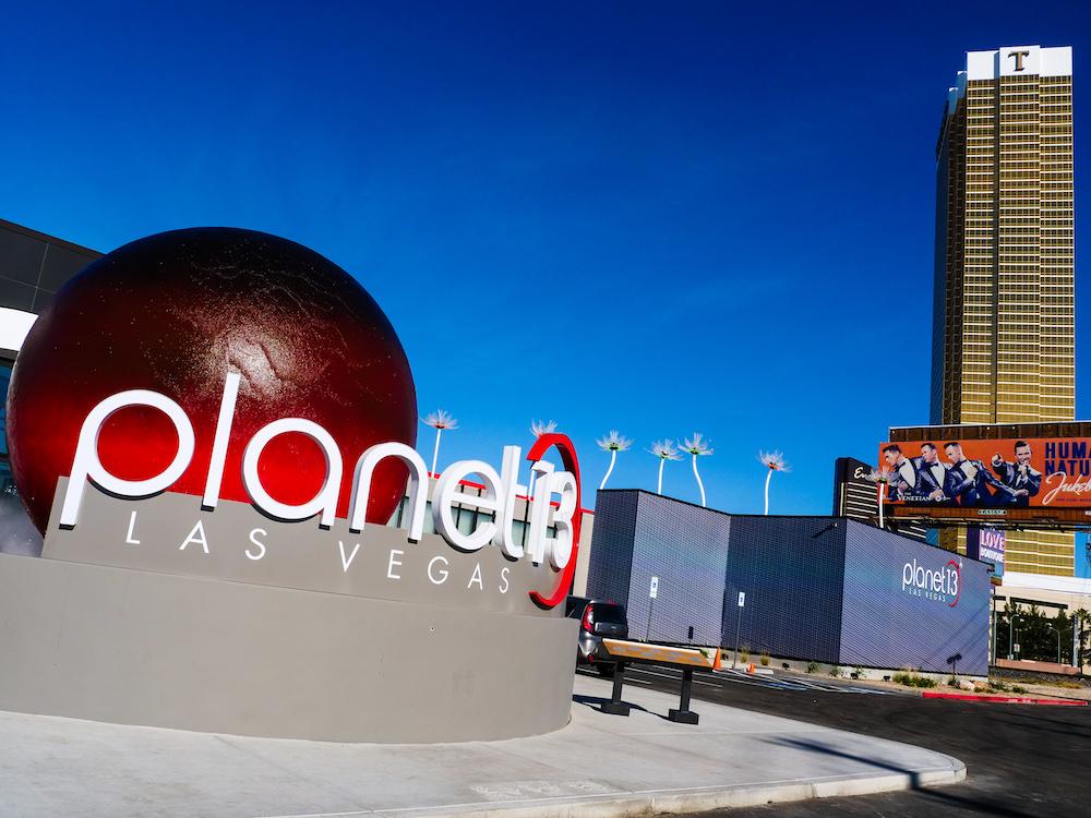 Planet 13 Cannabis Superstore - Las Vegas