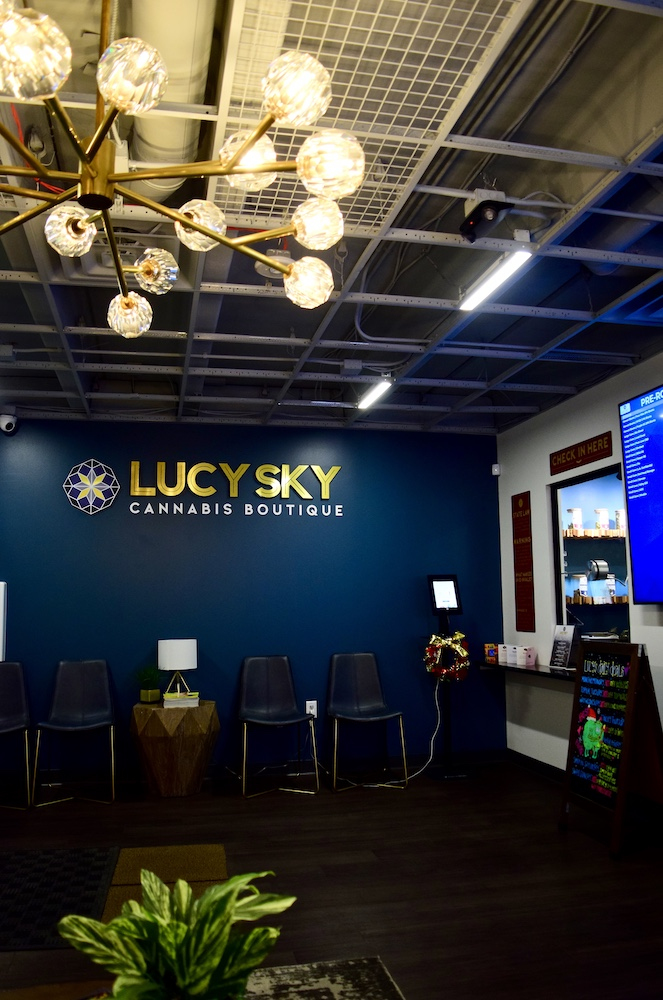 Lucy Sky Cannabis Boutique - Sheridan, CO