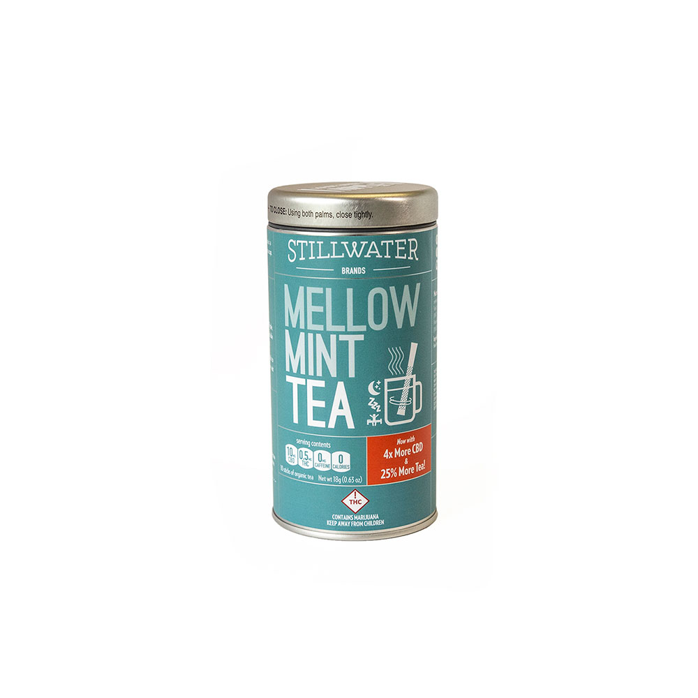 Mellow Mint Tea by Stillwater Brands